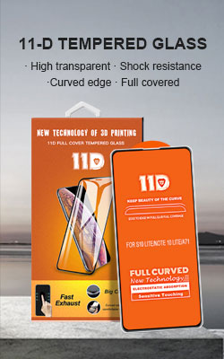 11-D Tempered Screen Protector
