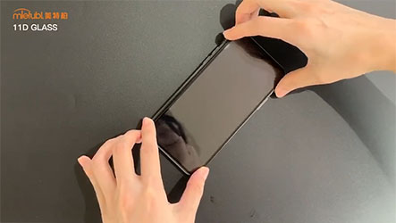 Installation of Mietubl 11D Curved Edge Screen Protector