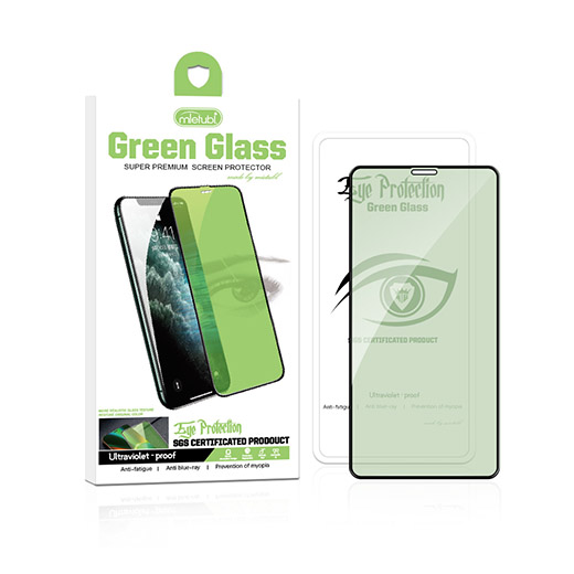 Ultraviolet-proof tempered glass screen protector