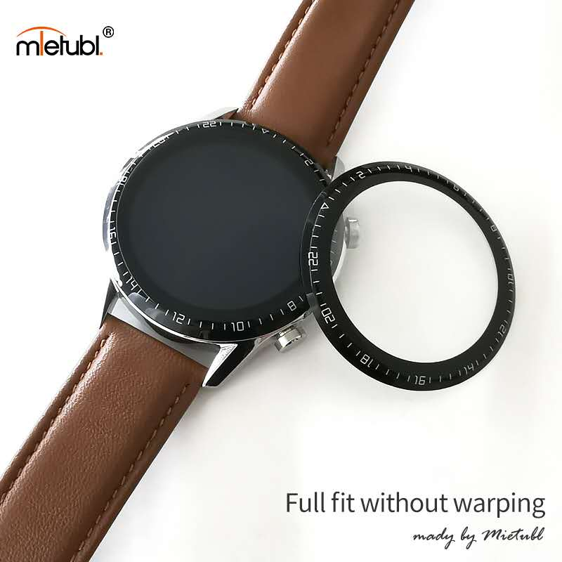 PMMA screen protector for smartwatch