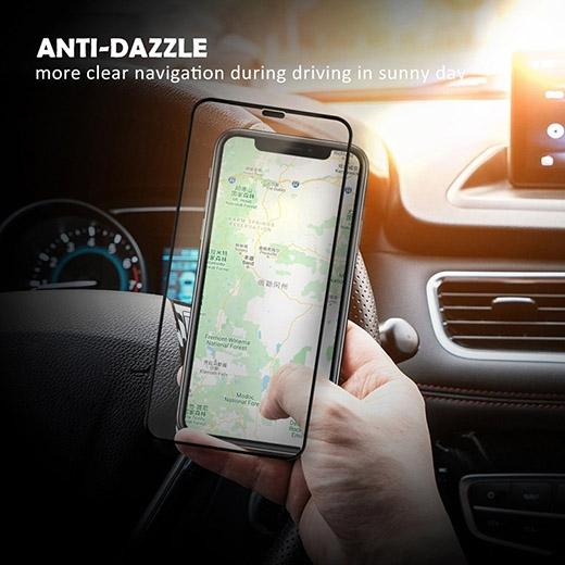 Защитная пленка для автомобильной навигации