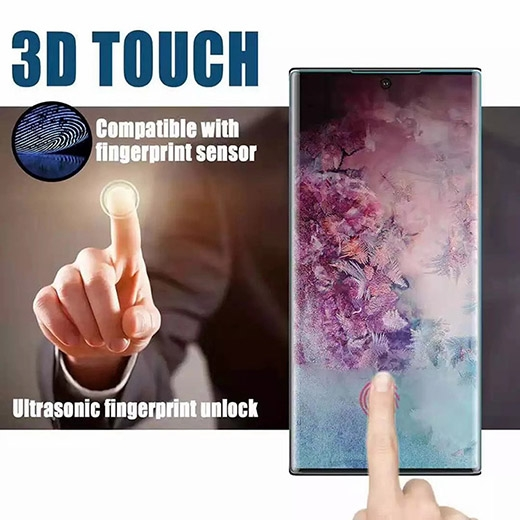 UV screen protector