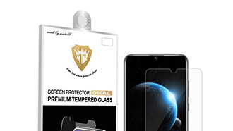 0.3mm tempered glass screen protector new model March 2021
