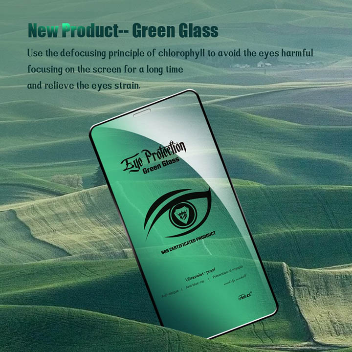 Anti-blue Ray Tempered Glass