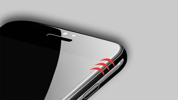 curved edge screen protector