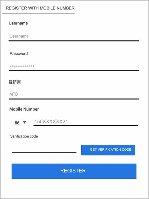 Screen protector cutter registration interface